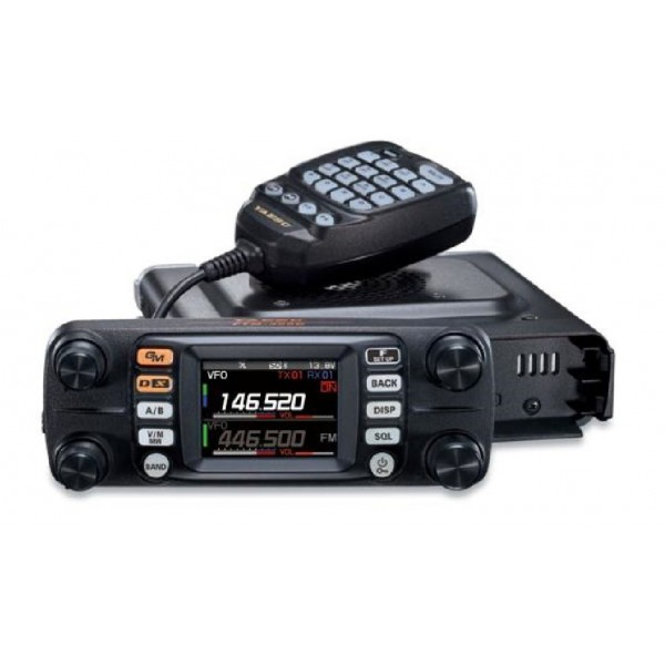 YAESU FTM-300 DE EMISORA MOVIL BIBANDA DIGITAL