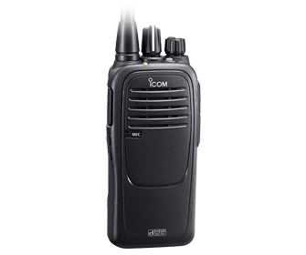 ICOM IC-F29DR DIGITAL EQUIPO PORTATIL PMR