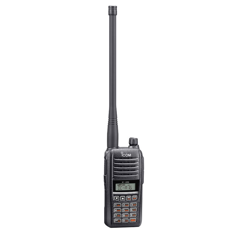 ICOM IC-A210E TRANSCEPTOR AVIACION