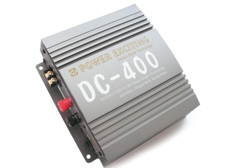 REDUCTOR TENSION DC-400 POWER EXCITING