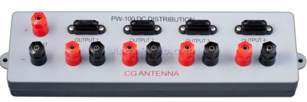 BASE CONEXION MULTIPLE DC PW-100 CG ANTENA